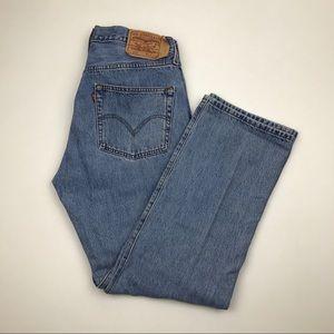 Levi's Jeans - Vintage LEVI'S 501 XX Jeans Size 32 Re/Done